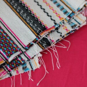 Sewing Textile Fabric