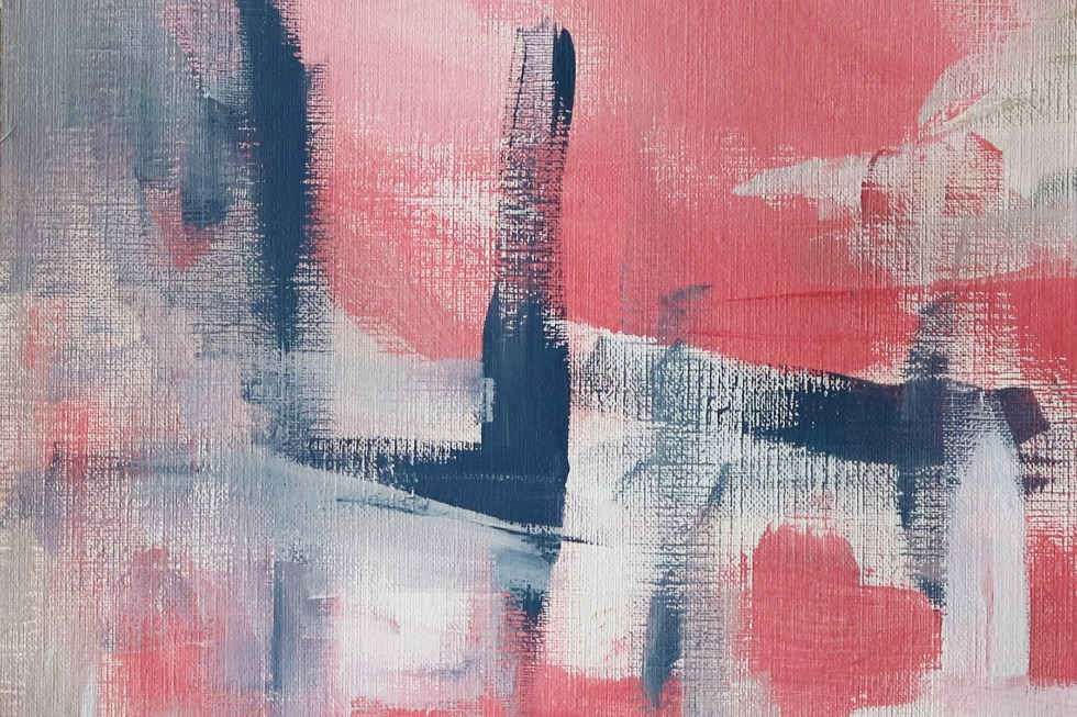 Abstract Art Painting Inspiration