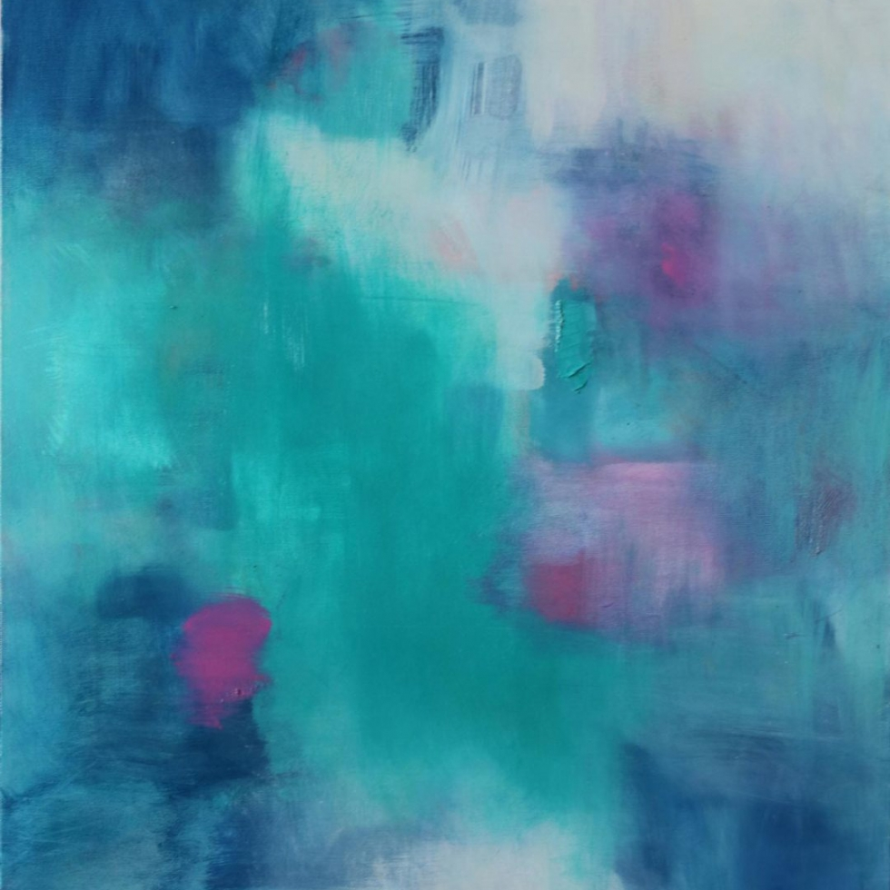 Abstract Acrylic Canvas Art - Isabella by Charlie Albright   Moments by Charlie   Creative Abstract Artist, Photographer and Blogger   Made in Adelaide, Australia