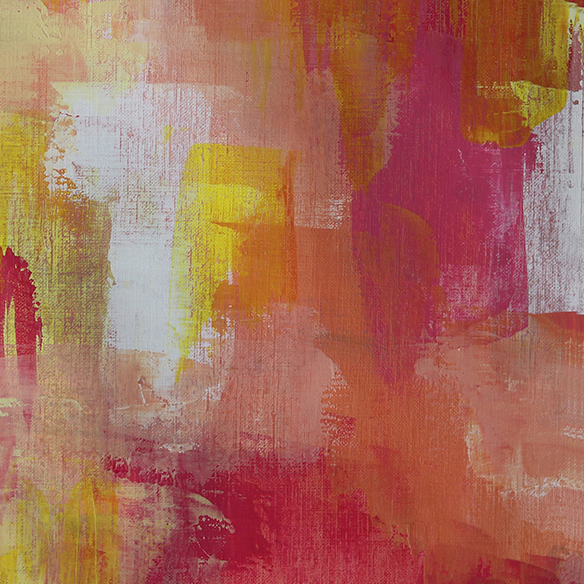 Abstract Fine Art Print -Citrus Love 2 by Charlie Albright | Moments by Charlie | Creative Abstract Artist, Photographer and Blogger | Made in Adelaide, Australia