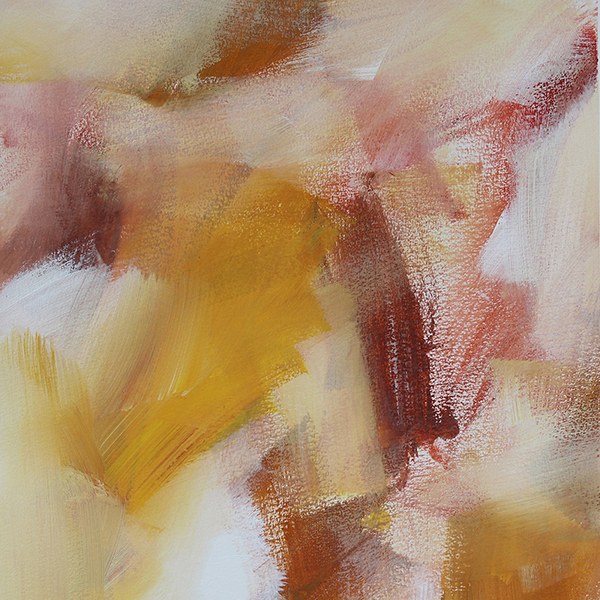 Abstract Art On Paper Titled Standing Without Words by Australian Abstract Artist Charlie Albright | Size A3 Unframed | Moments by Charlie Website - Online Shop | Adelaide, South Australia