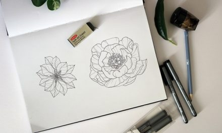 Journal – Day 1 of 100 Days Of Drawing