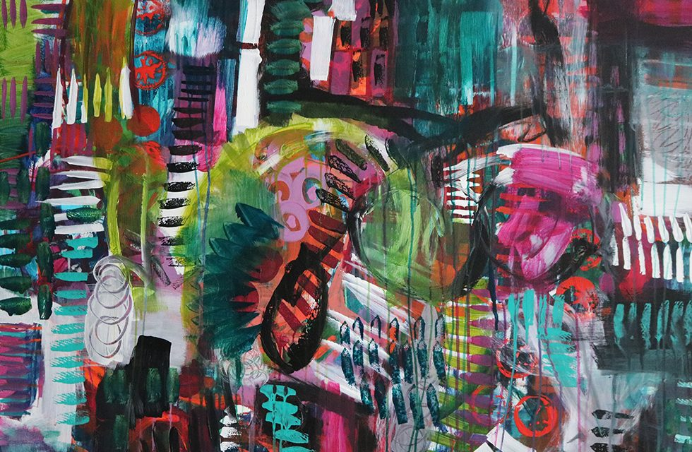 Journal – Day 11 of 100 Days Of Abstract Painting