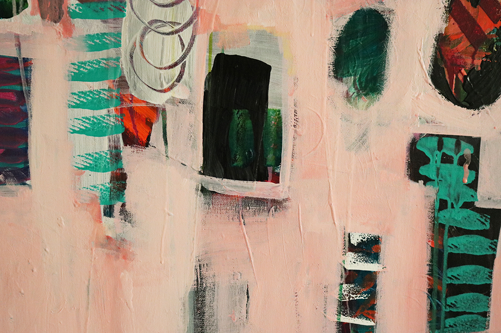Journal – Day 12 of 100 Days Of Abstract Painting