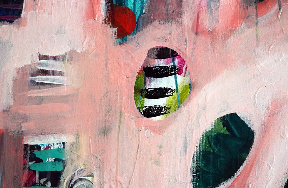 Journal – Day 13 of 100 Days Of Abstract Painting