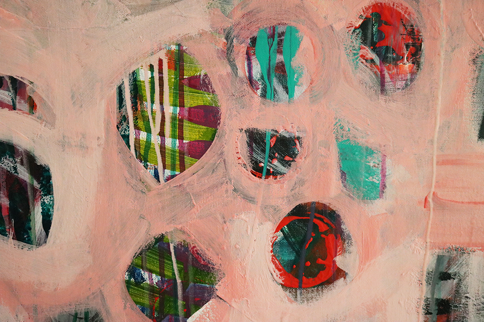 Journal – Day 14 of 100 Days Of Abstract Painting