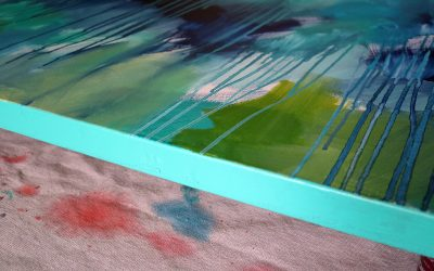 Journal – Day 15 of 100 Days Of Abstract Painting