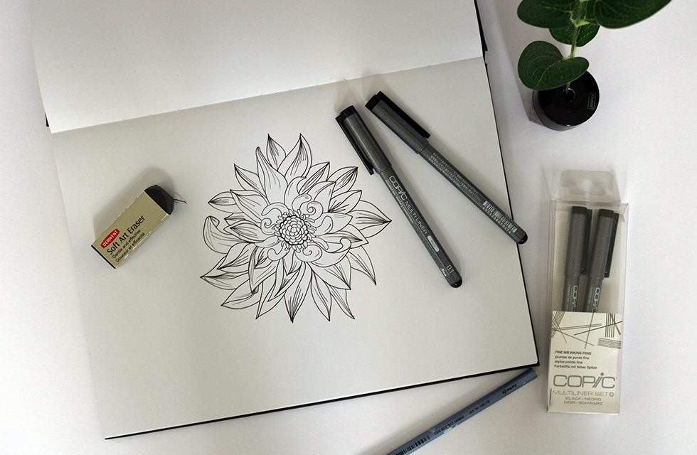 Journal – Day 2 of 100 Days Of Drawing