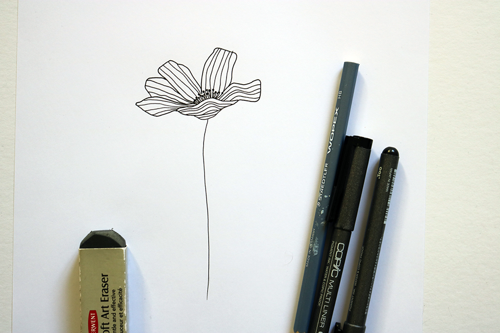 Journal – Day 5 of 100 Days Of Drawing