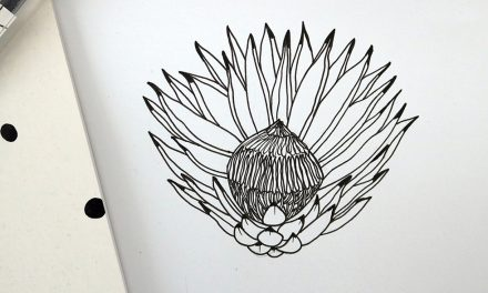 Journal – Day 7 of 100 Days Of Drawing