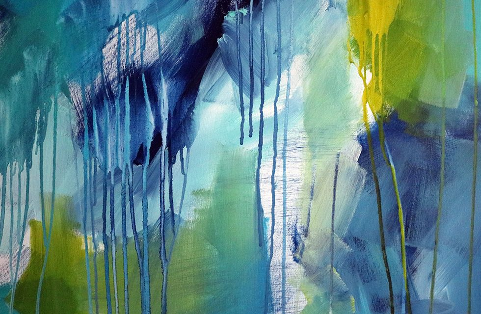 Journal – Day 9 of 100 Days Of Abstract Painting